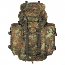 Batoh MOUNTAIN II flecktarn 80l