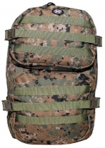 Batoh ASSAULT II DIGITAL woodland 40l