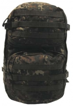Batoh ASSAULT II Flecktarn 40l