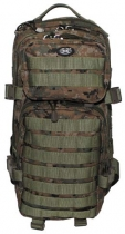 Batoh assault Digital woodland 30 l