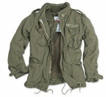 Parka M65 Regiment olive