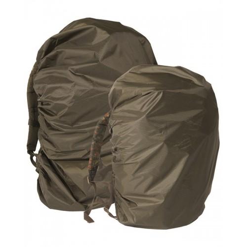 Nepromokavý potah na batoh olive b60f60f340